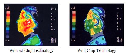 Thermographic Imaging Test of Chip Technology